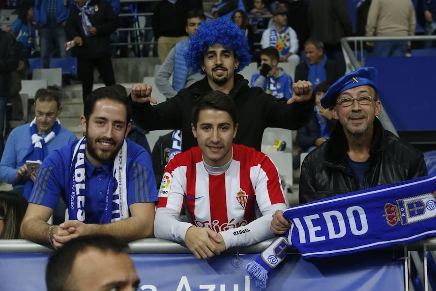 Derbi Oviedo - Sporting: El Tartiere vibra desde la grada