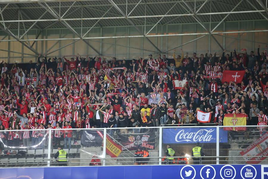 ¿Estuviste en el derbi Real Oviedo - Sporting? ¡Búscate!