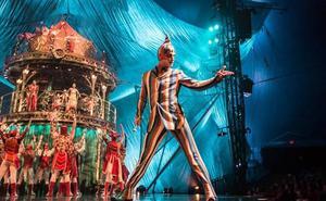 Gijón recibirá el próximo verano al Circo del Sol