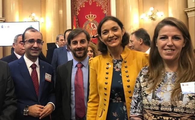 Cabranes, en el Senado con los pueblos más bonitos de España
