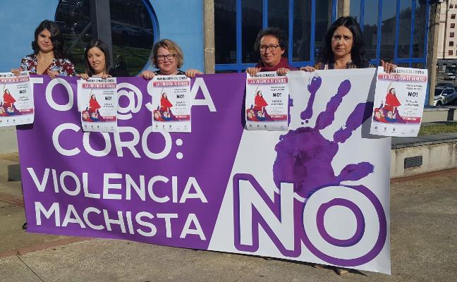 La Marcha Comarcal contra la Violencia de Género recorrerá el 24 Las Vegas