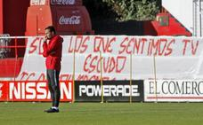 Derbi Real Oviedo - Sporting   Baraja: «Este derbi es una oportunidad»