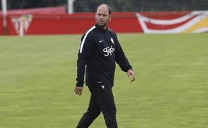 José Alberto tomará las riendas del Sporting