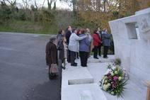 Emoción en Colombres para recordar a las víctimas del accidente de Buelna