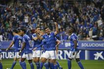 Derbi asturiano: Real Oviedo-Sporting, en imágenes