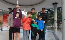 XXXIV Carrera Popular 'Les Cebolles Rellenes' en El Entrego