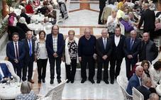 La Providencia homenajea a Armando González y María del Rosario Sánchez