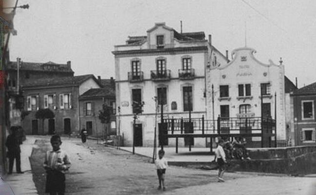 Los Prendes, historia del cine local