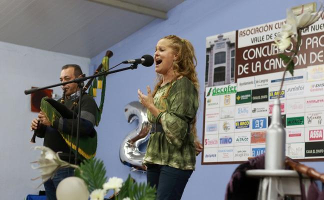 La canción asturiana se hace fuerte en el concurso de La Nueva