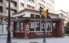 Los quioscos de Los Campos y Somió podrán ser bares con terraza como el de la Plazuela