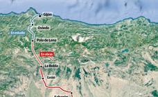 El plan de Fomento recorta en una hora y 30 minutos el viaje en tren a Madrid en tres años