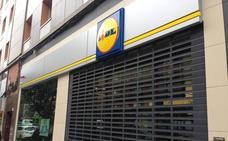 Ya hay fecha de apertura para el nuevo supermercado de Lidl en Gijón