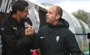 José Alberto López se despide del Sporting B con victoria