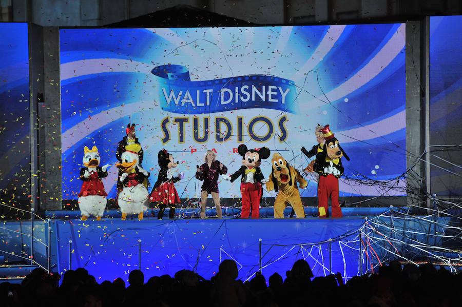 El cumpleaños de Mickey Mouse, en imágenes