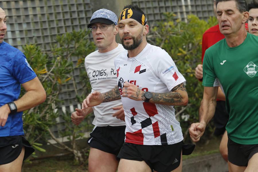 Maratón Solidaria, a favor de la Fundación Josep Carreras contra la Leucemia