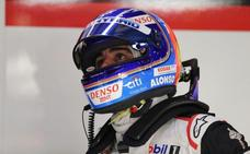 Fernando Alonso afronta 2019 con el reto de ganarlo todo