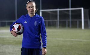 Real Oviedo | Carmen: «La consolidación del equipo ha sido fundamental»