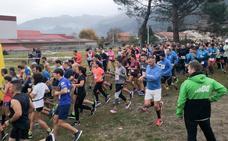 Trescientos atletas en la carrera solidaria de Cafés Toscaf en Pravia