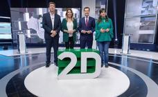 El PSOE exige que le dejen gobernar Andalucía si es el partido más votado