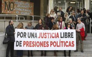 Jueces y fiscales en huelga: sin derecho a parar y sin cobrar