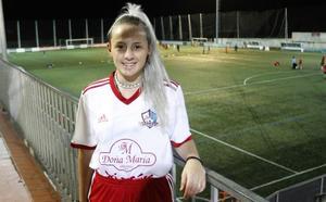 Gijón FF | Paula: «Va a ser una temporada prometedora»
