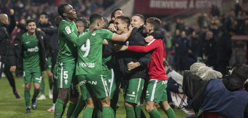 El Sporting resucita con José Alberto