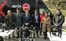 El Principado recurre a drones para controlar el furtivismo en la pesca de percebes