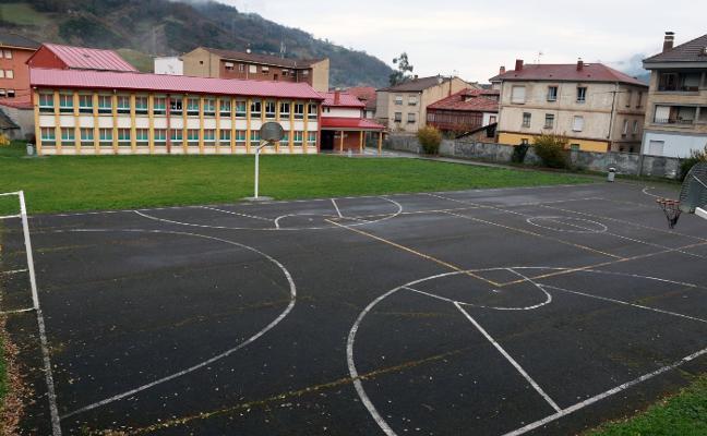 El colegio de Campomanes tendrá patio cubierto en 2019