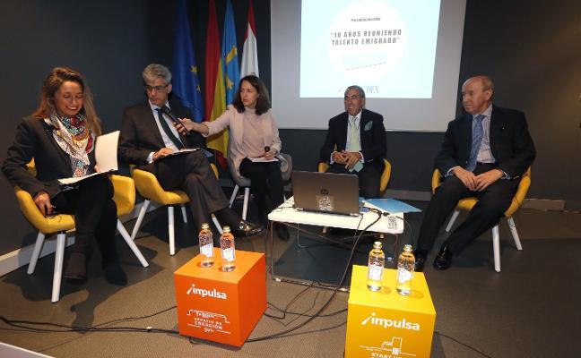 Compromiso Asturias XXI anima a estrechar el vínculo con el talento que emigra