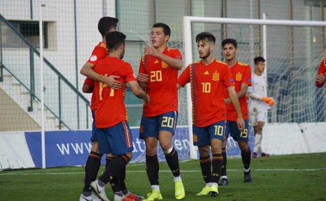 Pelayo Morilla inicia la goleada frente a China