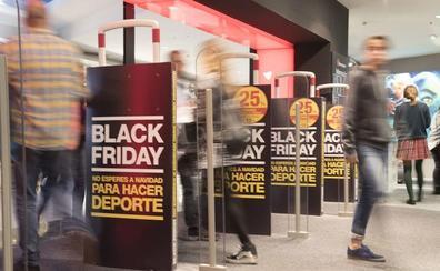 Los asturianos gastarán más que nunca durante este 'Black Friday'