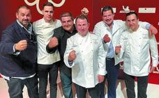 Martín Berasategui hace historia con diez estrellas Michelin