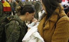 51 militares del Regimiento Príncipe ponen rumbo al Líbano