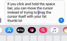 El truco en el teclado de tu teléfono que marcará un antes y un después