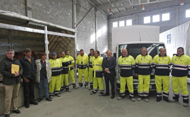 Infraestructuras invierte 1,2 millones en la renovación de aceras y zonas peatonales