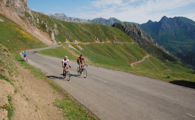 La Cubilla y El Acebo, finales inéditos en la Vuelta