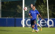 El Oviedo afina la preparación del duelo contra el Reus ante el Covadonga