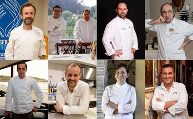 Los nueve brillos de Asturias en la Guía Michelin