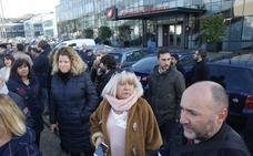Los trabajadores de Duro Felguera mantienen los paros ante el silencio de la compañía