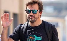 El homenaje de Carlos Sainz a Fernando Alonso ante su última carrera