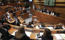 El Parlamento asturiano rechaza la cooficialidad de la llingua