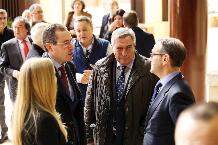 Los empresarios presentan sus propuestas de progreso para Asturias