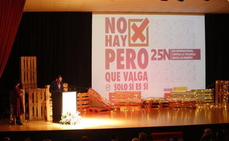 Pravia celebra el Día Internacional contra la Violencia hacia las Mujeres