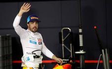 Fernando Alonso saldrá decimoquinto en Yas Marina