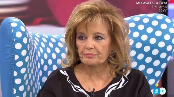 María Teresa Campos, denunciada por su empleada del hogar