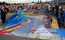 «Gracias a Fernando Alonso hemos vivido la F1 de una forma diferente», dicen los aficionados asturianos