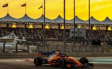 Alonso dice adiós a la Fórmula 1