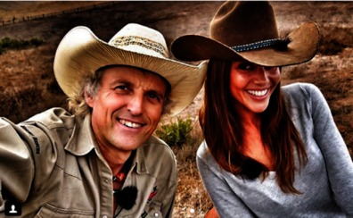 Lara Álvarez y Jesús Calleja: pareja en las Campanadas de Mediaset