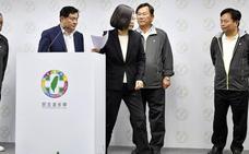 Debacle electoral independentista en las municipales de Taiwán