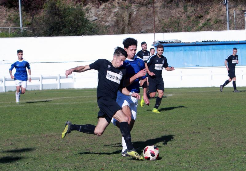 Las imágenes del San Martín 0 - 1 Real Avilés